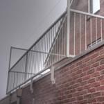 balkonhekwerk van metaal