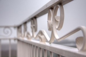 afmetingen balkonhek