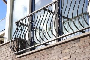 balkonhek voor raam