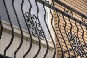 balustrade hekje