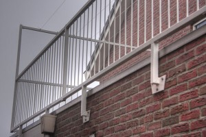balustrade ijzer