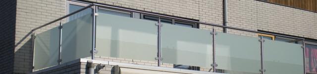 balkonhekwerk glas