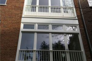 frans balkon hekwerk