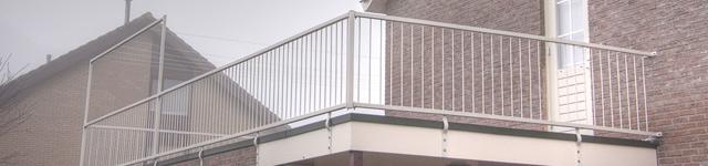 balkon hekwerk urk