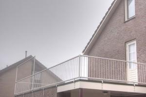 balkonhekken renovatie