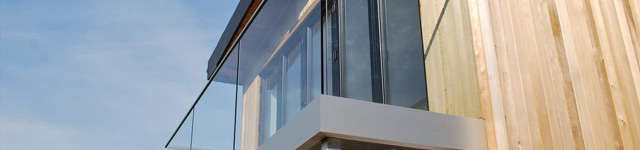rvs balkon balustrade