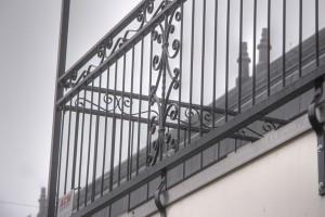 stalen balkonhekken