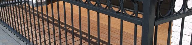 houten balkonvloer