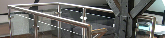 balustrade rvs