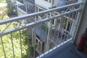 balkonhekwerk onderdelen