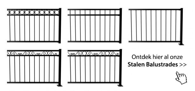 stalen balkonhekwerken