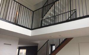 balustrade trap