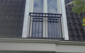 frans balkon op maat