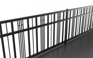 balkonhekwerk art deco