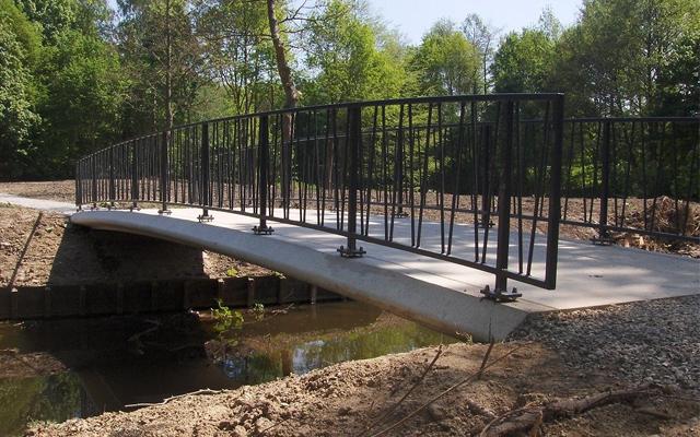leuningwerk brug