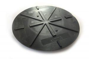 platte-bovenplaat-verstelbare-tegeldrager