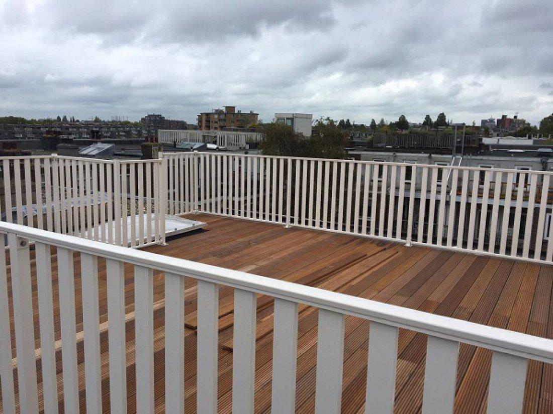 aluminium balkonhekwerk op maat