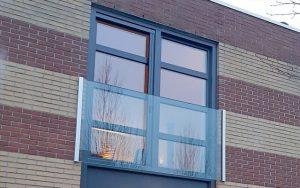 q-railing easy glass view